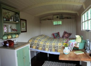 Shepherds Huts Wales