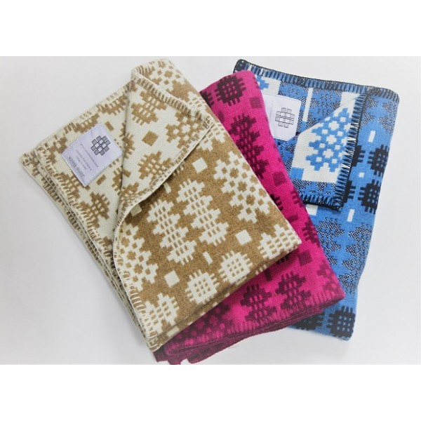 New Welsh tapestry baby blankets BBN88