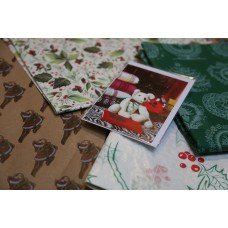 Gift wrapping service. Small items