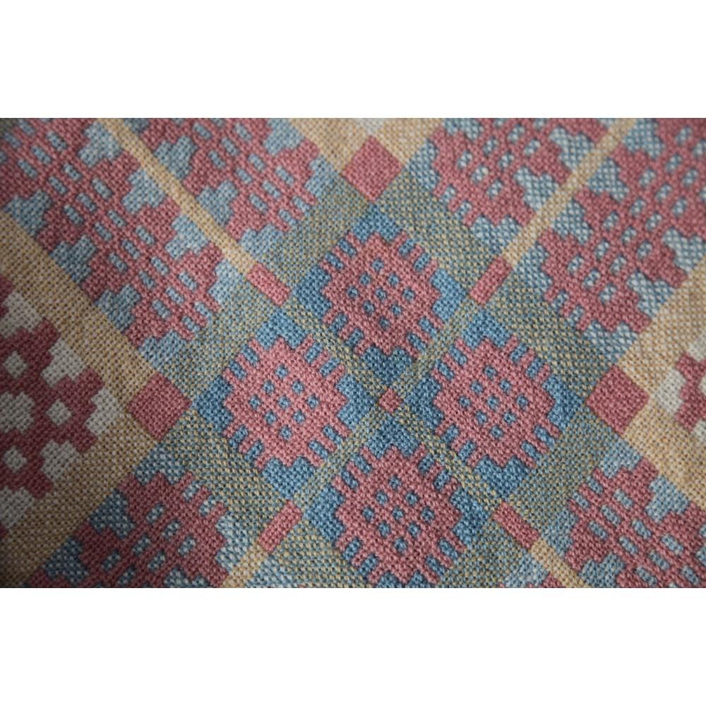 Derw Mill Dusky Pink Caernarfon Tapestry