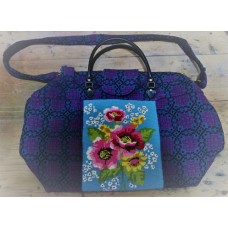 Welsh Tapestry Carpet Bag BG21