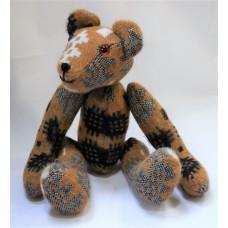 The original Welsh Tapestry bears.