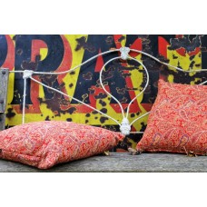 Crimson Paisley Welsh quilt Cushions CZQ90