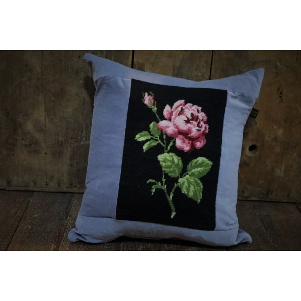 Pink Rose cushion CZT32