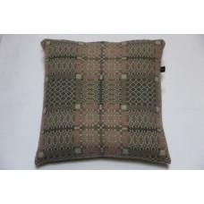 Stone & Apricot Knot Garden cushions CZ70