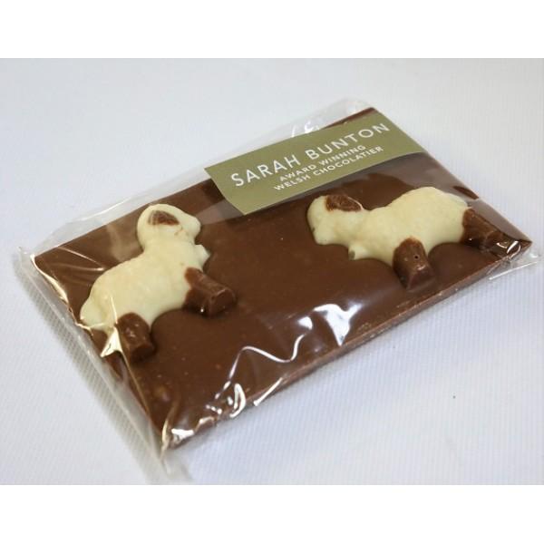 Hand made Belgian Chocolates Sheep baaa