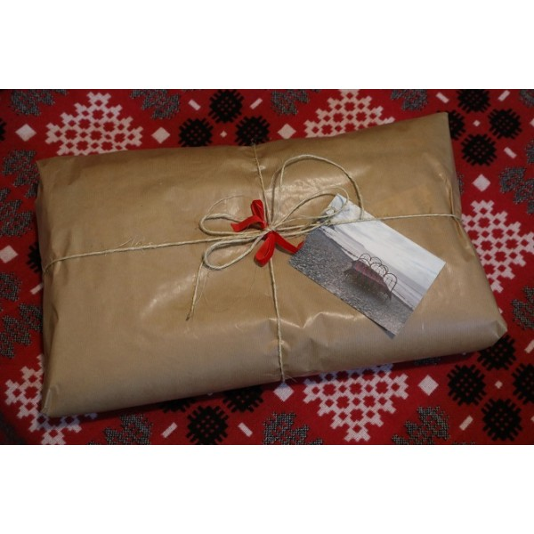 Gift Wrapping. Large items