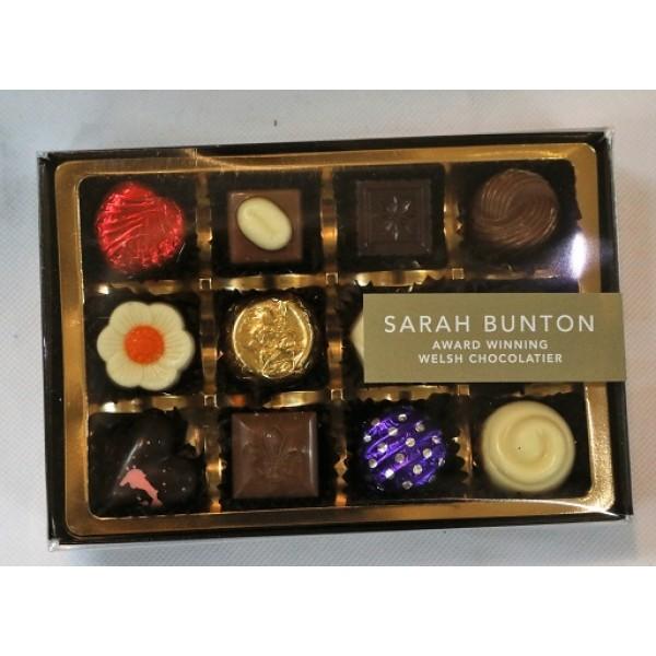 Sarah Bunton Chocolates.