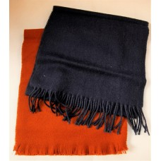 Fine soft wool scarves. British made.