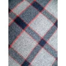 Aberaeron Mill Checked blanket           NL65