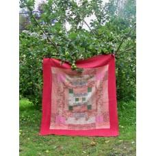 Red patchwork from Cwm Ystwyth  Q34