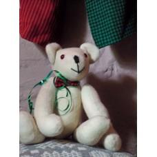 Hand made bear Eifion