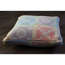 "Box cushions. 18"" square ( 46cm) CZ44"