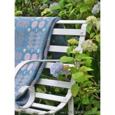 Wedgewood Blue , Silver Grey & Primrose TBV91