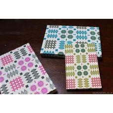 Linen cloth Journals in Caernarfon.