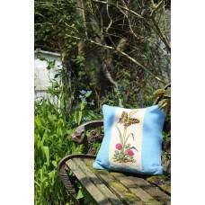 swallowtail Butterfly cushion CZT87