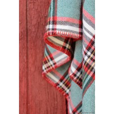 Cambrian Mills plaid Welsh blankets. CPN06