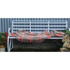 Welsh Chocolate & Orange Elfed Mill Carthen blanket FB141