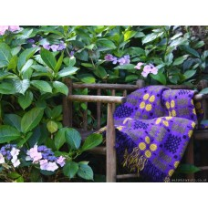 Violet & Primrose Caernarfon tapestry TBV121