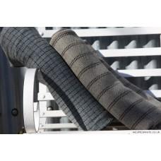 Aberearon Striped C19th blanket NL45