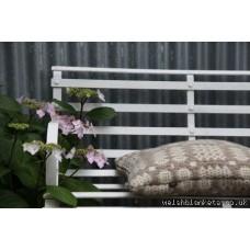 Natural Grey & Cream Caernafon cushions CZ12