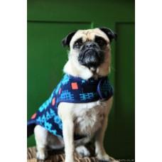 Welsh tapestry Dog Coats Medium