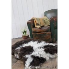 Pure sheepskin rug .   Jacobs R03