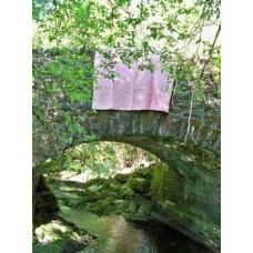 Bright Sugar Pink Victorian Quilt from Swansea Q01