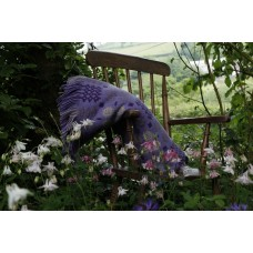 Brand New colourway in Welsh Tapestry Violet TBN25