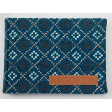 A5 photo Albums Teal Blue Welsh tapestry