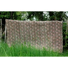 Large Summer Green Paisley Welsh Quilt Q23