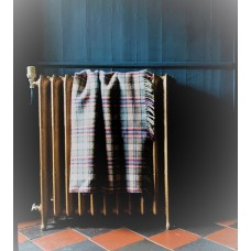 Neath Abbey Welsh woollen Throw. TV02